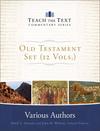 Teach the Text Old Testament Set (12 Vols.)
