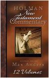 Holman New Testament Commentary Set - HNTC (12 Vols.)