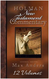 Holman New Testament Commentary Set - HNTC (12 Vols.)