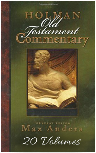 Holman Old Testament Commentary Set - HOTC (20 Vols.)