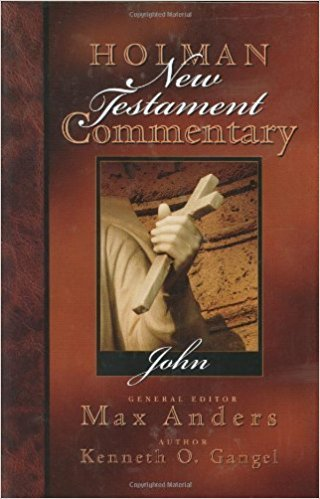 John: Holman New Testament Commentary (HNTC)