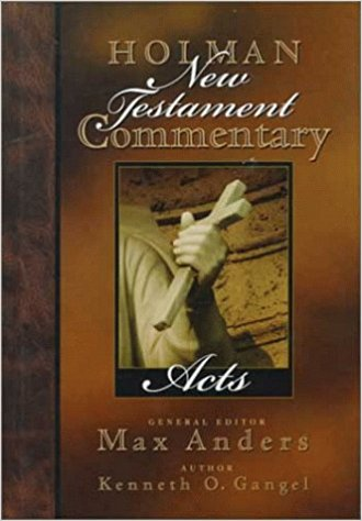 Acts: Holman New Testament Commentary (HNTC)