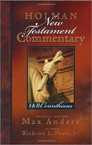 1&2 Corinthians: Holman New Testament Commentary (HNTC)