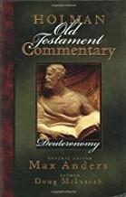 Deuteronomy: Holman Old Testament Commentary (HOTC)