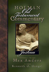 Joshua: Holman Old Testament Commentary (HOTC)