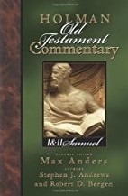 1&2 Samuel: Holman Old Testament Commentary (HOTC)