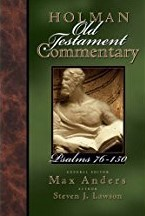 Psalms 76-150: Holman Old Testament Commentary (HOTC)