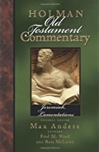Jeremiah, Lamentations: Holman Old Testament Commentary (HOTC)