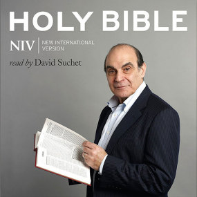 Complete NIV Audio Bible Read by David Suchet