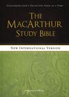 MacArthur Study Bible with NIV