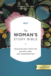 NIV Woman's Study Bible, Full Color