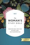 NIV Woman's Study Bible, Full Color