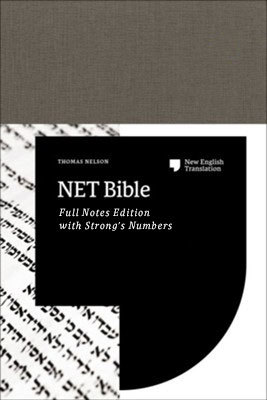 New English Translation 2nd Ed. Strong's - NET with Strong's