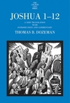 Anchor Yale Bible Commentary: Joshua 1-12 - Dozeman (AYB)