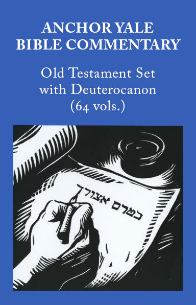 Anchor Yale Bible Commentary Old Testament & Deuterocanon Set - AYB (64 Vols.)