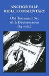 Anchor Yale Bible Commentary Old Testament & Deuterocanon Set - AYB (64 Vols.)
