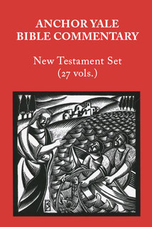 Anchor Yale Bible Commentary New Testament Set - AYB (27 Vols.)