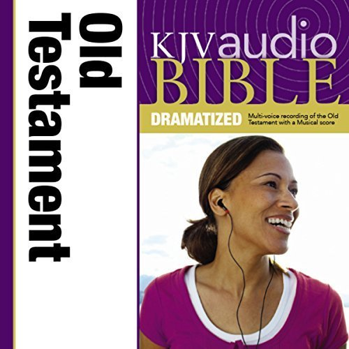 KJV Audio Bible Dramatized: Old Testament by Zondervan ...