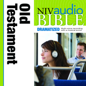 NIV Audio Bible Dramatized: Old Testament