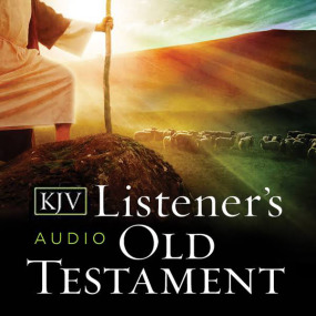 KJV Listener's Audio Bible, Old Testament