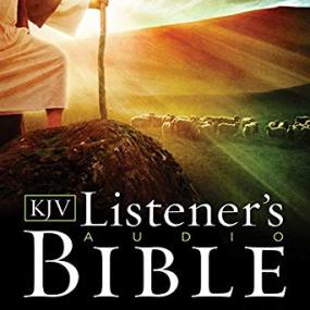 KJV Listener's Audio Bible by Max McLean...