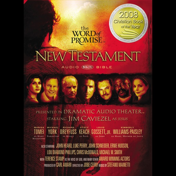 NKJV Word of Promise New Testament Audio Bible