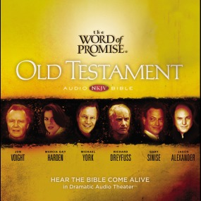 NKJV Word of Promise Old Testament Audio Bible