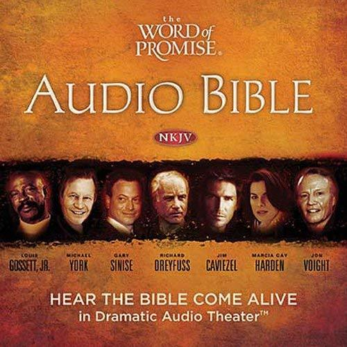 NKJV Word of Promise Audio Bible