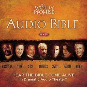 NKJV Word of Promise Audio Bible