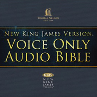 NKJV Voice Only Audio Bible