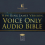 NKJV Voice Only Audio Bible, Narrated by Bob Souer: Complete Bible