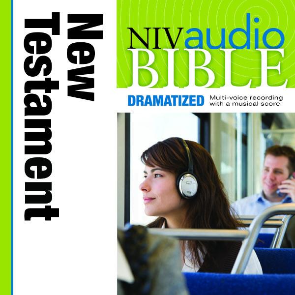 NIV Audio Bible Dramatized: New Testament