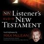 NIV Listener's Audio Bible: New Testament