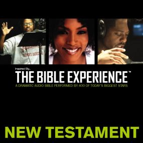 Inspired By... The Bible Experience (TNIV): New Testament