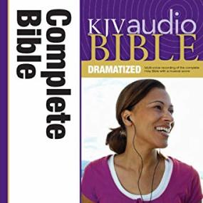 KJV Complete Audio Bible Dramatized
