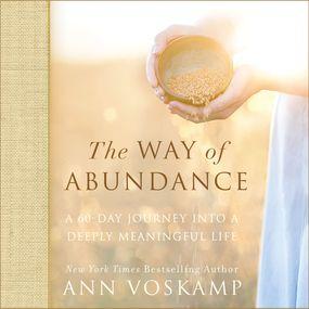 Way of Abundance by Ann Voskamp...