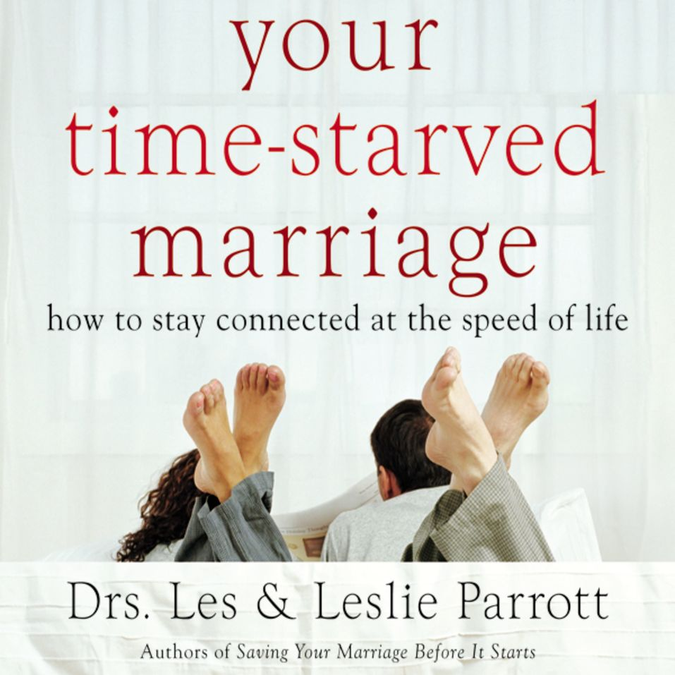 Your Time-Starved Marriage