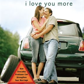 I Love You More by Les and Leslie Parrott, Ruth/Max Bl...