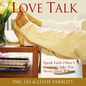 Love Talk by Les and Leslie Parrott, Leslie Parr...