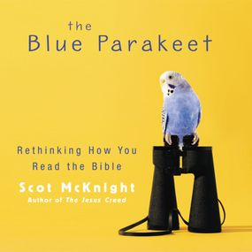 Blue Parakeet by Scot McKnight and Tom Parks...