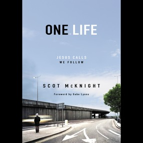 One.Life by Scot McKnight, Gabe Lyons and Tom P...