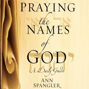Praying the Names of God by Ann Spangler and Connie Wetzell...