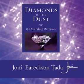 Diamonds in the Dust by Joni Eareckson Tada...