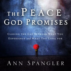 Peace God Promises by Ann Spangler and Connie Wetzell...