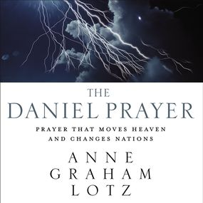 Daniel Prayer by Anne Graham Lotz and Anne Lotz...