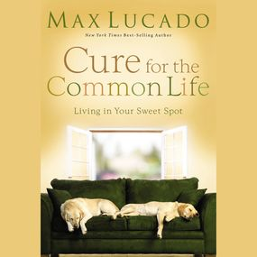 Cure for the Common Life by Max Lucado and Ben Holland...