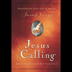 Jesus Calling Audio