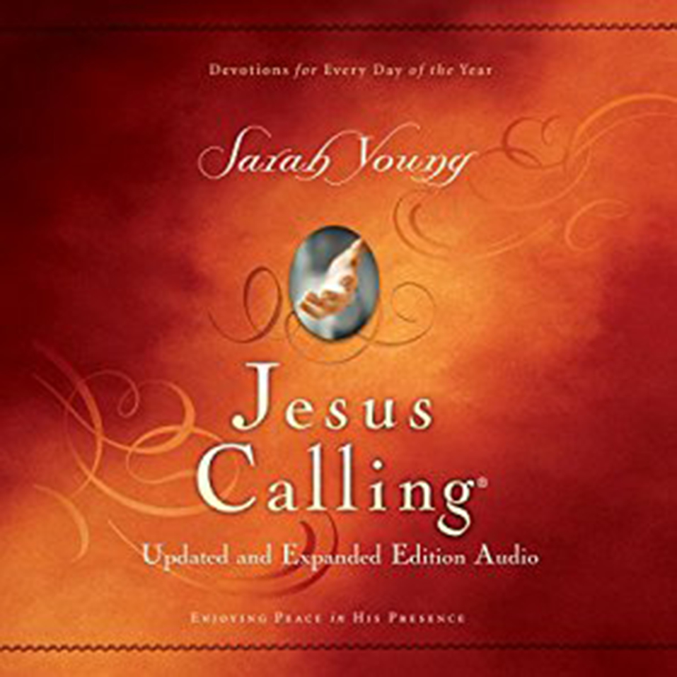 Jesus Calling Updated and Expanded Edition Audio