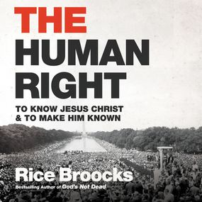 Human Right by Rice Broocks and Tom Parks...