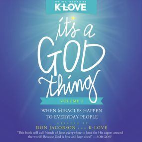 It's a God Thing Volume 2 by Don Jacobson, Brooke Bryant, Devon ...